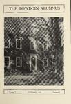 Bowdoin Alumnus Volume 5 (1930-1931)