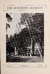 Bowdoin Alumnus Volume 7 (1932-1933)