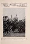 Bowdoin Alumnus Volume 8 (1933-1934)