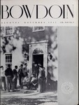 Bowdoin Alumnus Volume 17 (1942-1943)