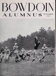 Bowdoin Alumnus Volume 20 (1945-1946) by Bowdoin College