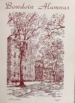 Bowdoin Alumnus Volume 21 (1946-1947) by Bowdoin College