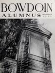 Bowdoin Alumnus Volume 23 (1948-1949)