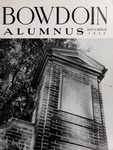 Bowdoin Alumnus Volume 23 (1948-1949) by Bowdoin College