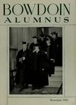 Bowdoin Alumnus Volume 27 (1952-1953) by Bowdoin College