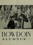 Bowdoin Alumnus Volume 35 (1960-1961)