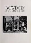 Bowdoin Alumnus Volume 36 (1961-1962) by Bowdoin College