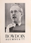 Bowdoin Alumnus Volume 37 (1962-1963) by Bowdoin College