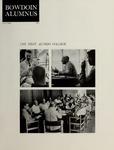 Bowdoin Alumnus Volume 40 (1965-1966) by Bowdoin College