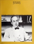 Bowdoin Alumnus Volume 42 (1967-1968) by Bowdoin College