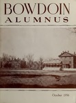 Bowdoin Alumnus Volume 31 (1956-1957) by Bowdoin College
