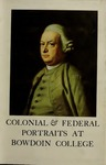 Colonial & Federal Portraits at Bowdoin College