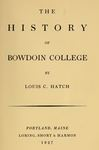 The History of Bowdoin College