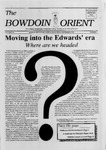 Bowdoin Orient v. 120, no.1-12 (1990-1990) by The Bowdoin Orient