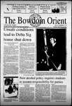 Bowdoin Orient v.127, no.1-11 (1996-1996) by The Bowdoin Orient