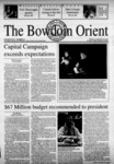 Bowdoin Orient v.125, no.12-23 (1997-1997) by The Bowdoin Orient