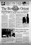 Bowdoin Orient v.126, no.1-23 (1997-1998) by The Bowdoin Orient