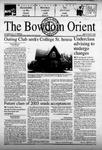 Bowdoin Orient v.131, no.1-24 (1999-2000)