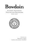 Bowdoin College Academic Handbook (2016-2017)