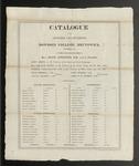 Bowdoin College Catalogue (1814)