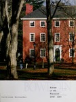 Report of the President, Bowdoin College 1990-2001 by Bowdoin College